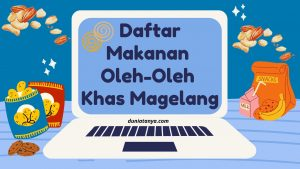 Read more about the article Daftar Makanan Oleh-Oleh Khas Magelang