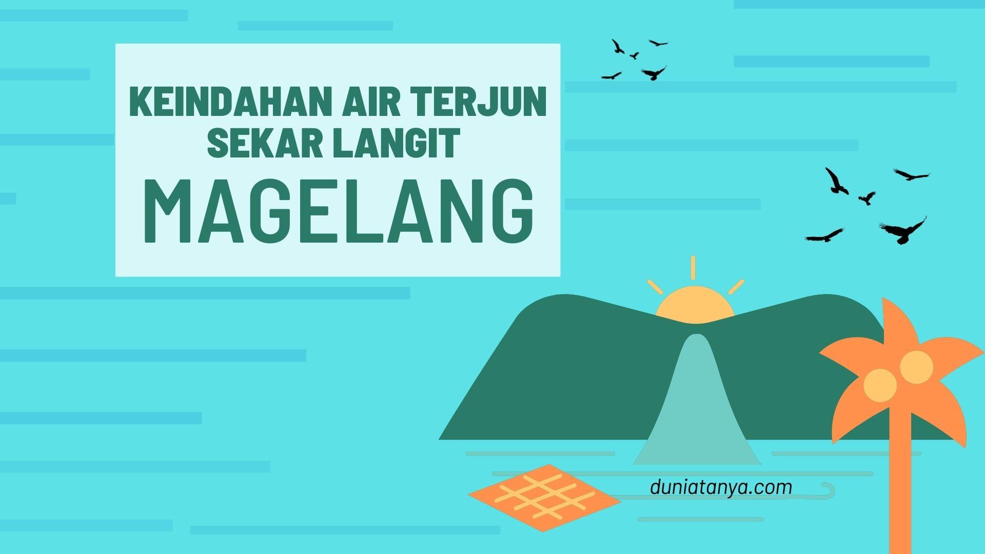 Read more about the article Keindahan Air Terjun Sekar Langit Magelang