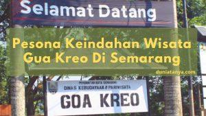 Read more about the article Pesona Keindahan Wisata Gua Kreo Di Semarang